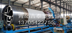 PP storage tank production line